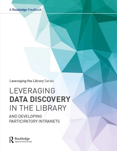 Leveraging Data Discovery in the Library FreeBook