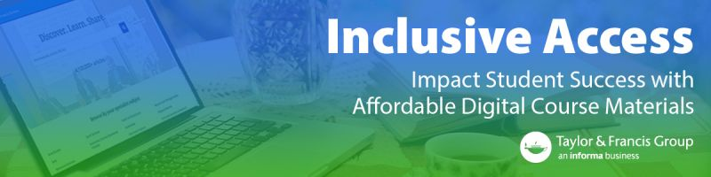 Inclusive Access Impact Student Success with Affordable Digital Course Materials
