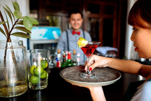 Offer a Second Cocktail