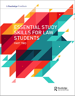 Essential Study Skills for Law Students: Part Two FreeBook