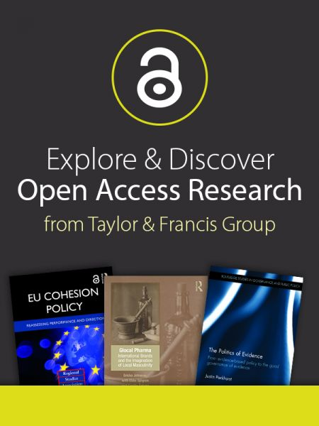 Explore & Discover Open Access Research from Taylor & Francis Group