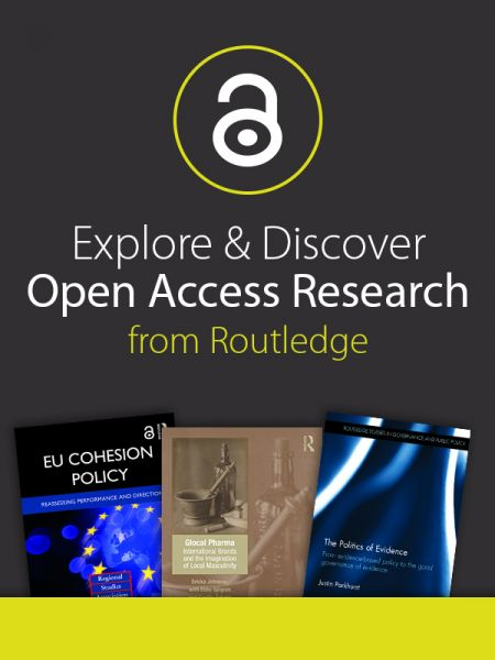 Explore & Discover Open Access Research from Routledge