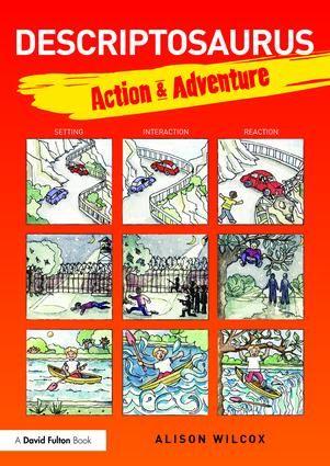 Descriptosaurus: Action and Adventure