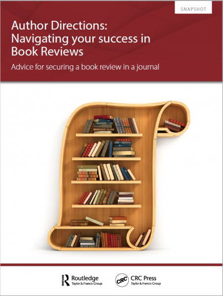 Author Directions: Navigating your success in Book Reviews