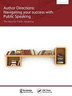 Author Directions: Navigating Your Success With Public Speaking