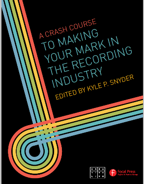 Making your Mark in the Recording Industry FreeBook