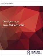 Descriptosaurus Genre Writing Toolkit