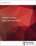 Descriptosaurus Genre Writing Toolkit