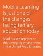 White Paper: Mobile Learning in the UAE White Paper
