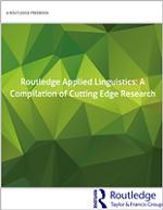 Routledge Applied Linguistics