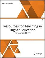 Resources for Teaching in Higher Education