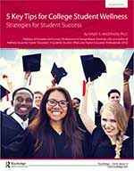 Snapshot: 5 Key Tips for College Student Wellness