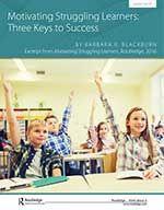 Snapshot: Motivating Struggling Learners