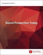 Sound Production Today FreeBook