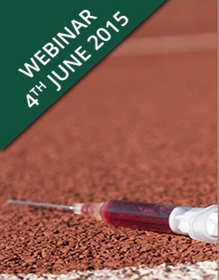 Drugs in Sport webinar