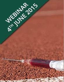 Drugs in Sport webinar
