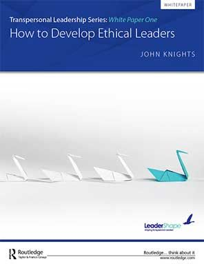 White Paper: Developing Ethical Leaders