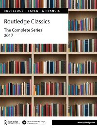 Routledge Classics 2017