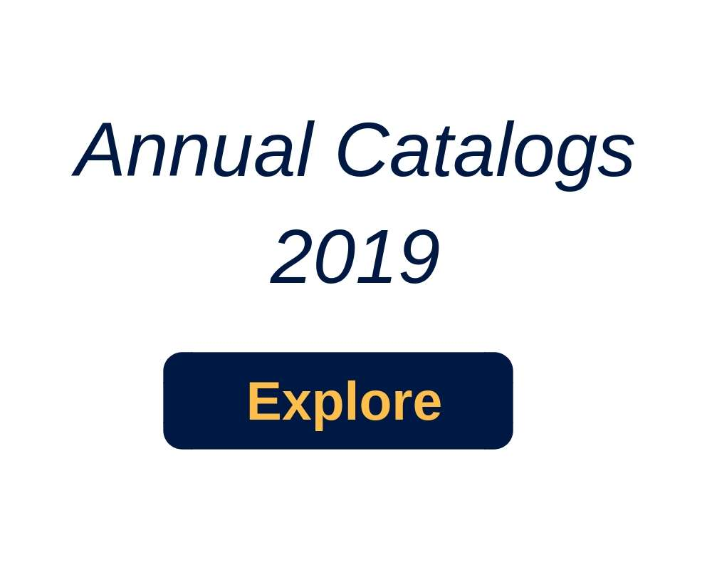 Annual Catalogs 2019