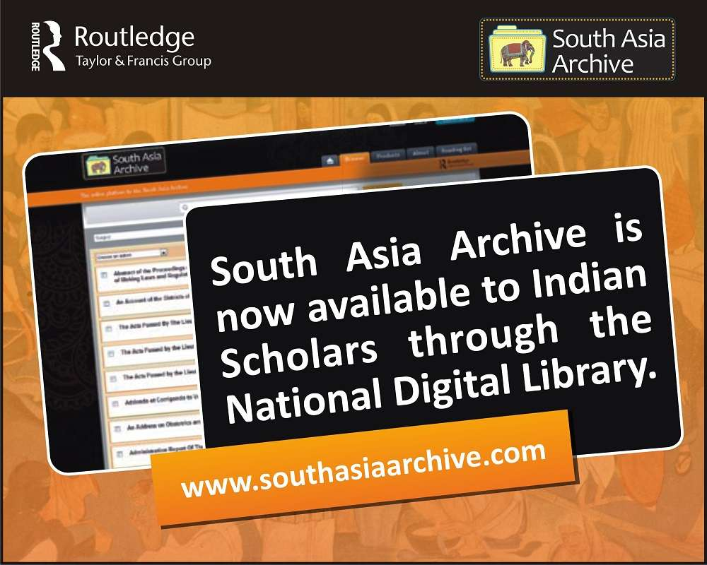 South Asia Archives